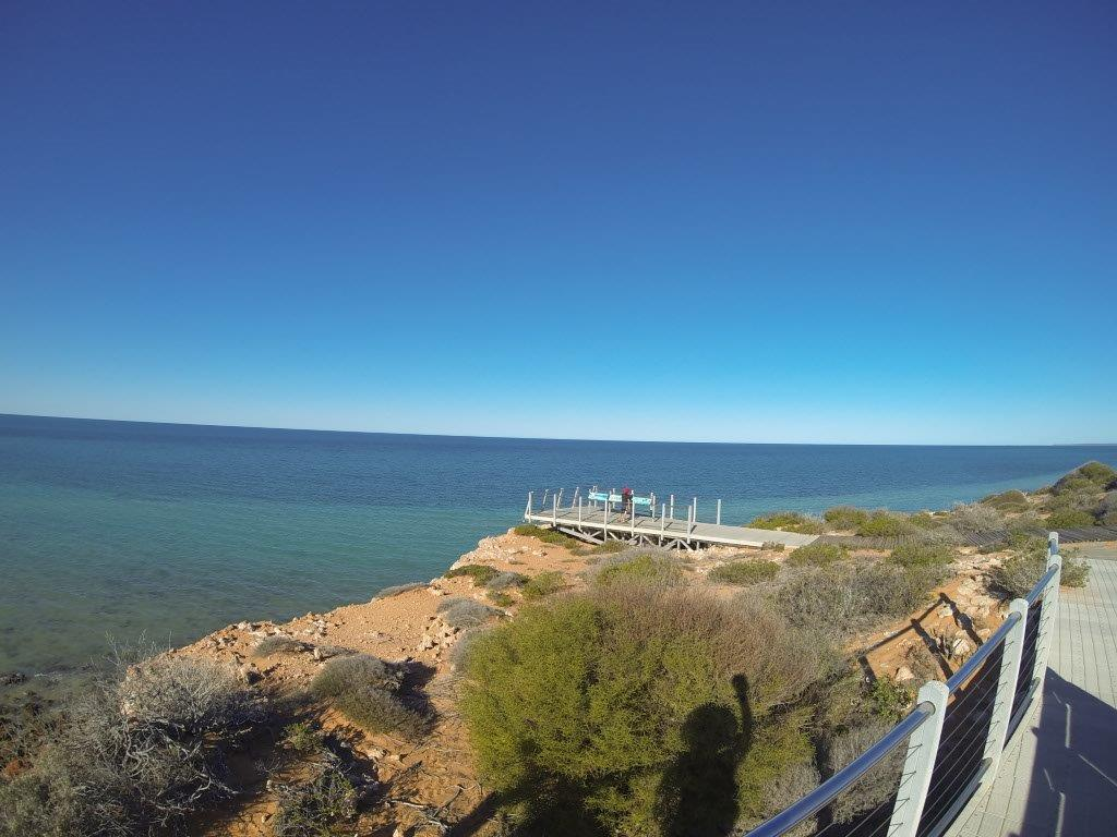 Cape Peron Lookout with the Gopro