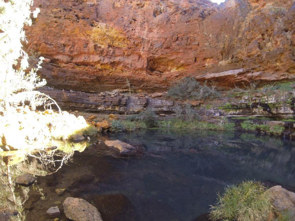 Circular Pool in Karijini
