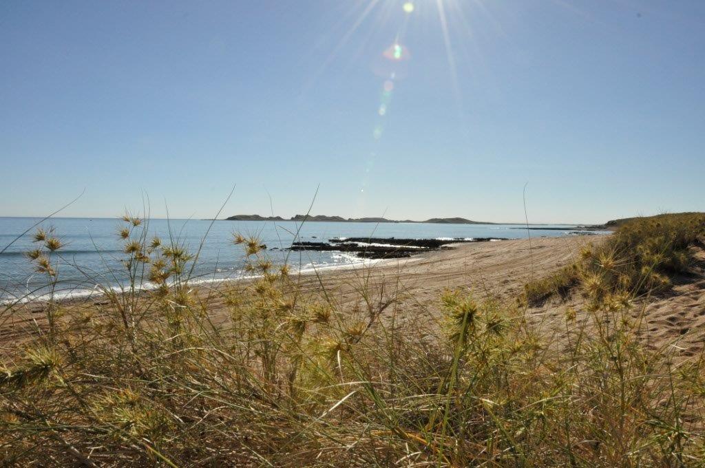 Cleaverville Beach