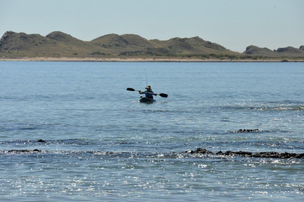 Cleaverville Kayak Fishing
