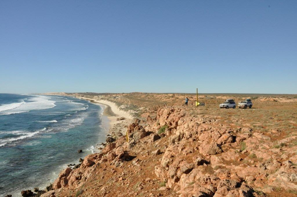 Cliffs at Gnaraloo