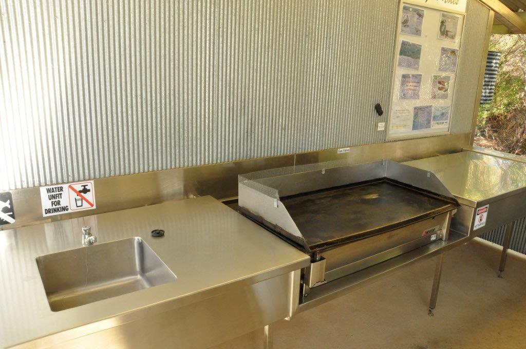 DPAW Camp Kitchen