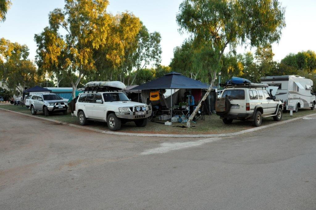 Exmouth Camping