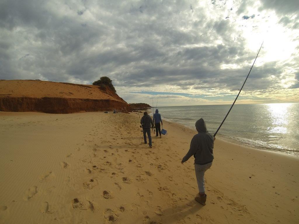 Fishing at Cape Peron