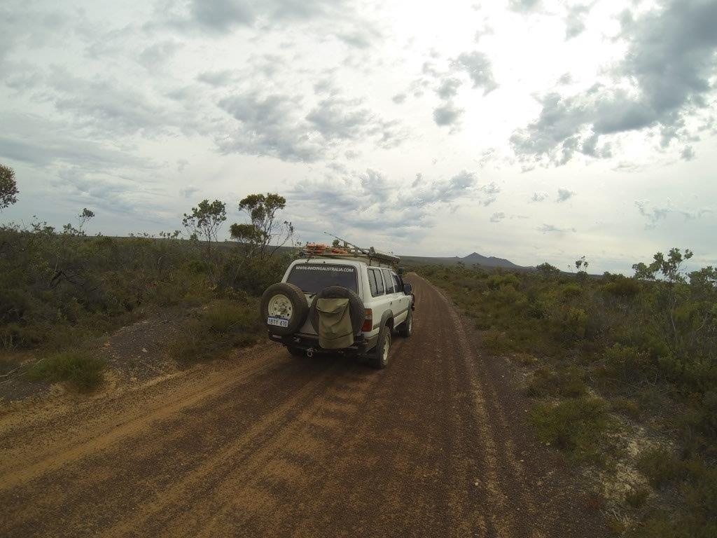 Fitzgerald National Park 4x4