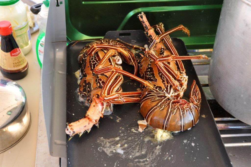 Garlic Butter Crayfish