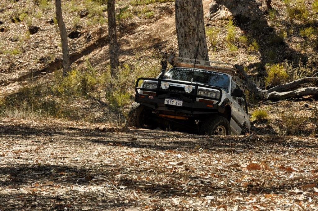 Julimar 4x4 Challenges