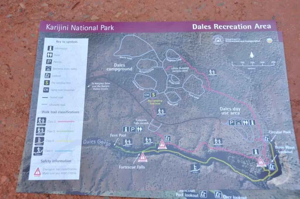 Karijini Map number 2