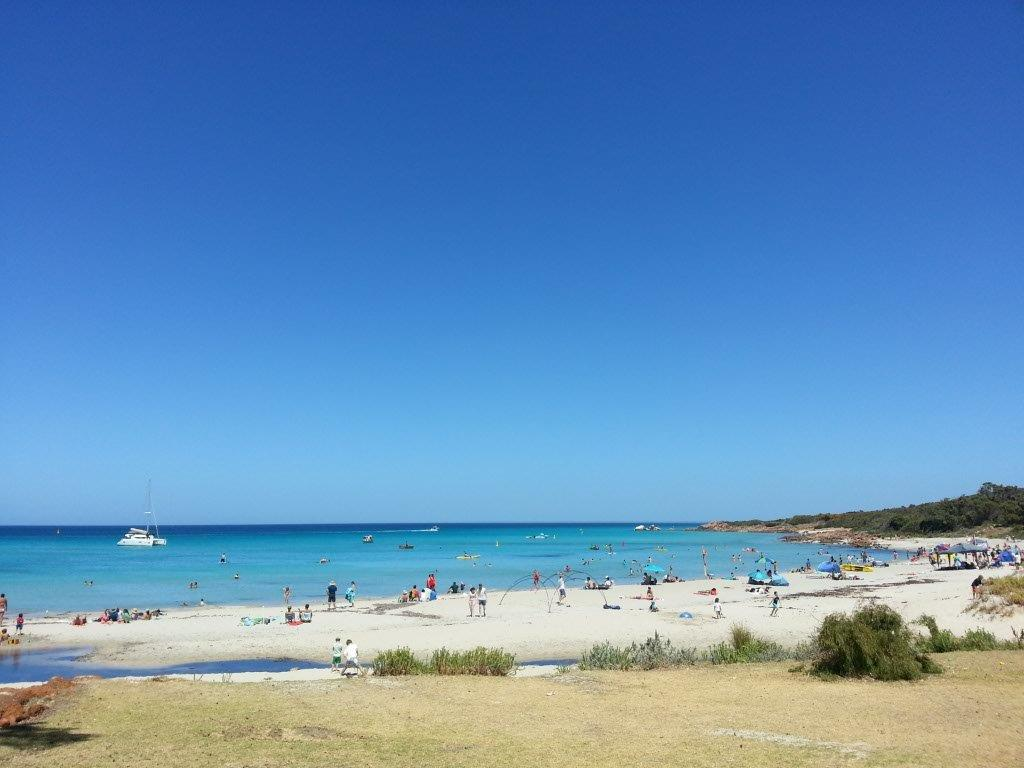 Meelup Beach in Dunsborough