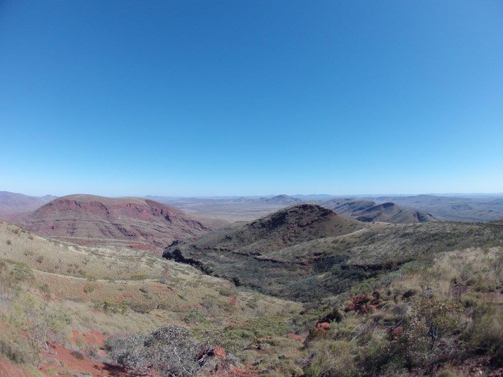 Mt Augustus View