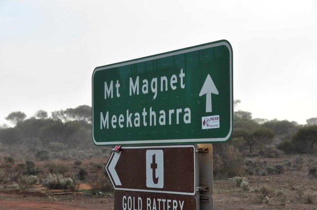 Mt Magnet or Meekatharra