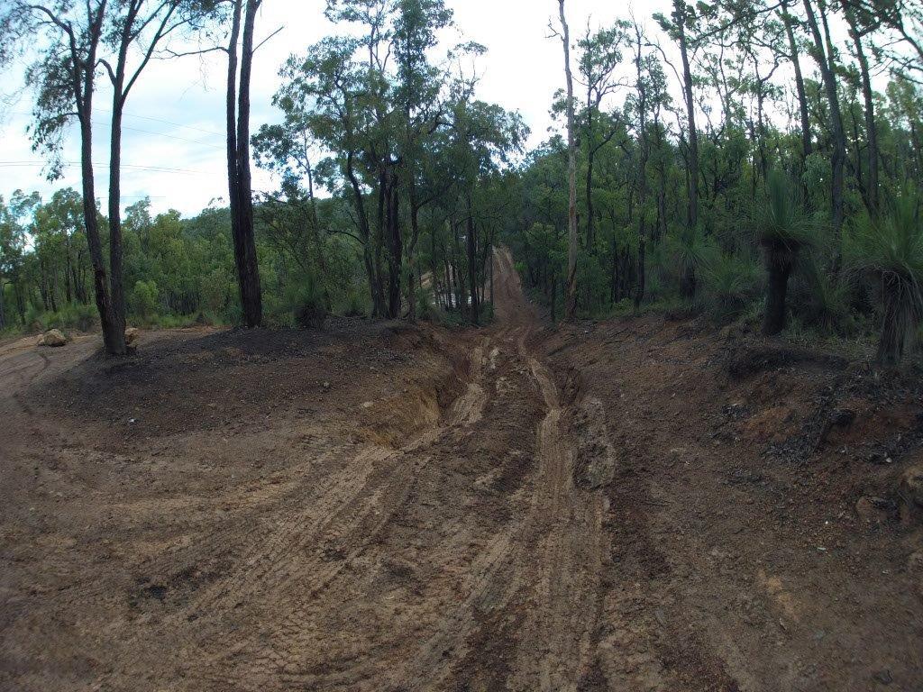 Mundaring Hill Climb