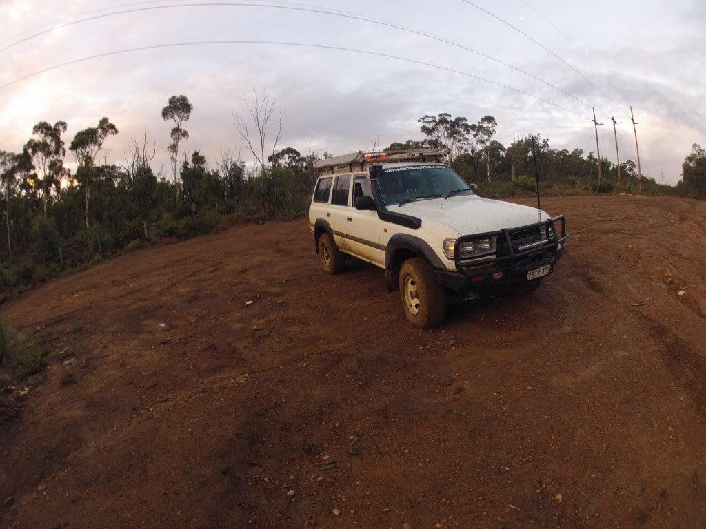 Mundaring for the First Time in the 80