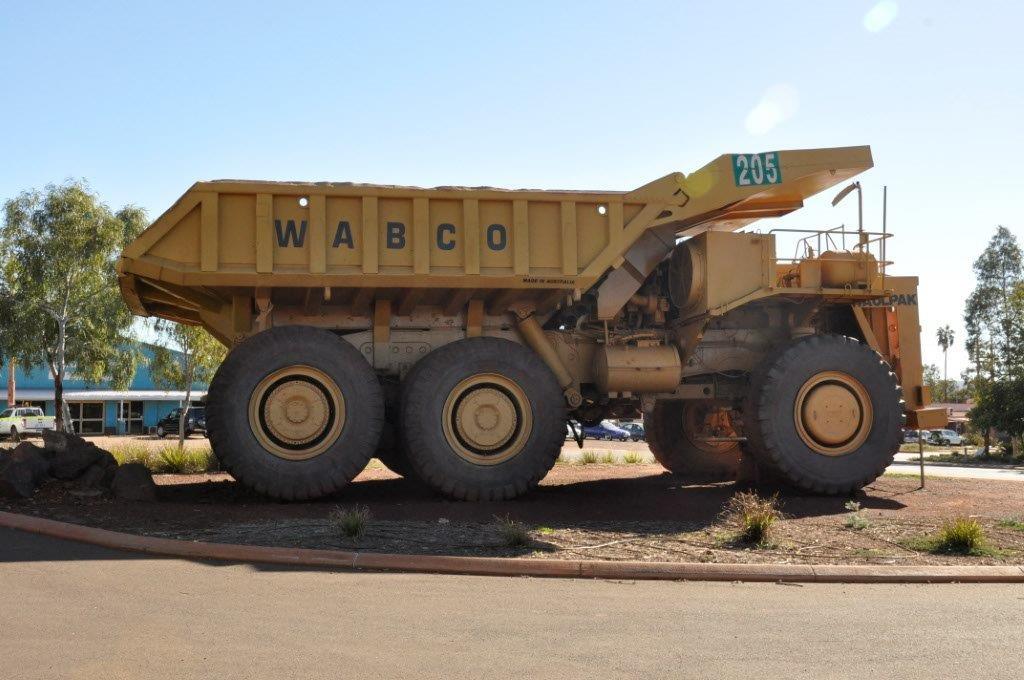 Newman Dump Truck