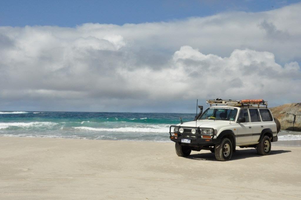 On the Beach at Rame Head