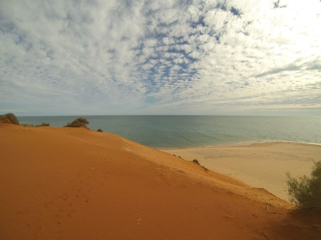 On the Dunes at Cape Peron