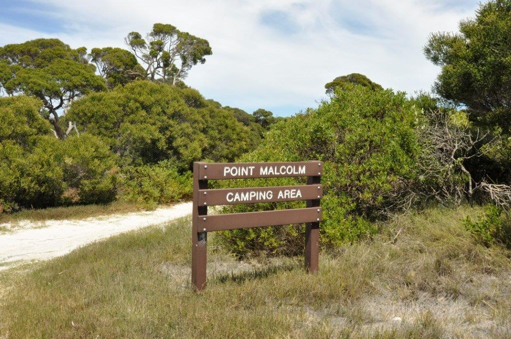 On the Way to Point Malcolm