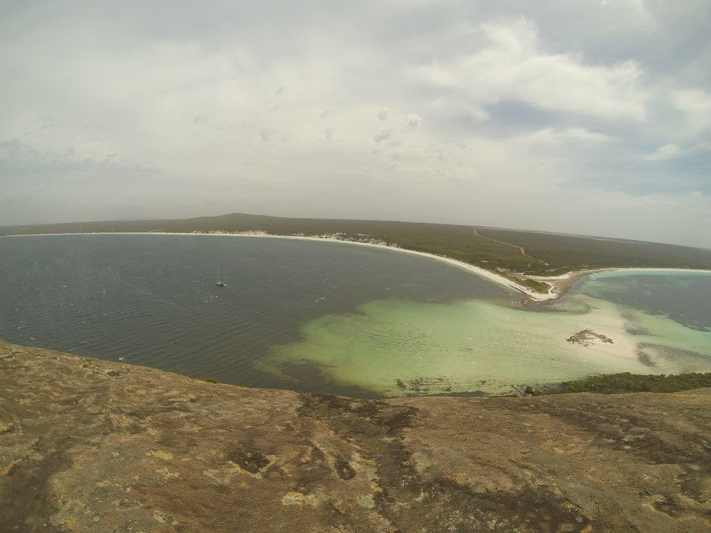 On Top of Table Island