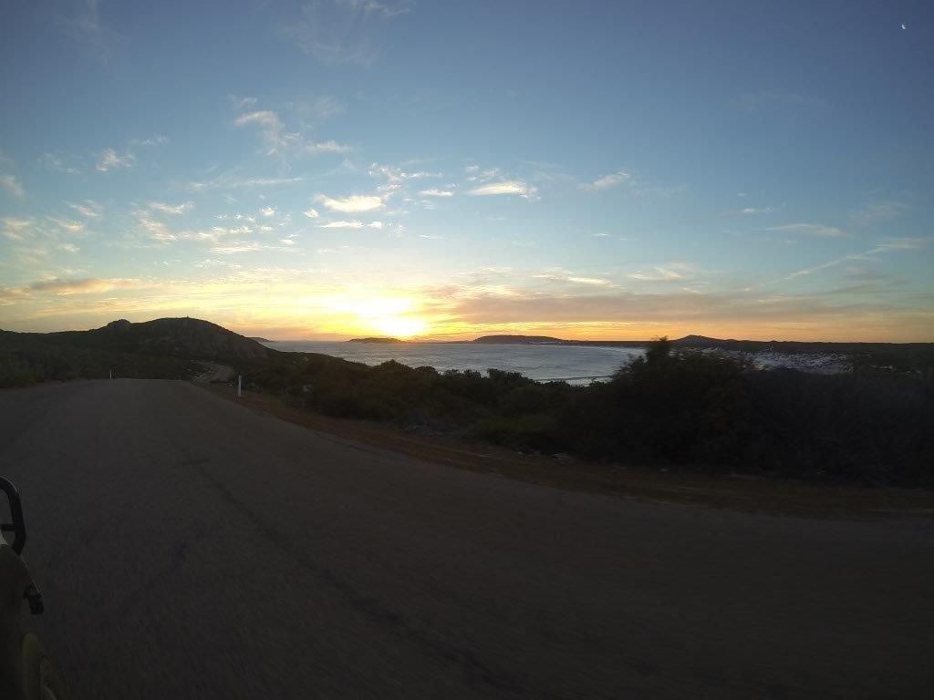 Orleans Sunset