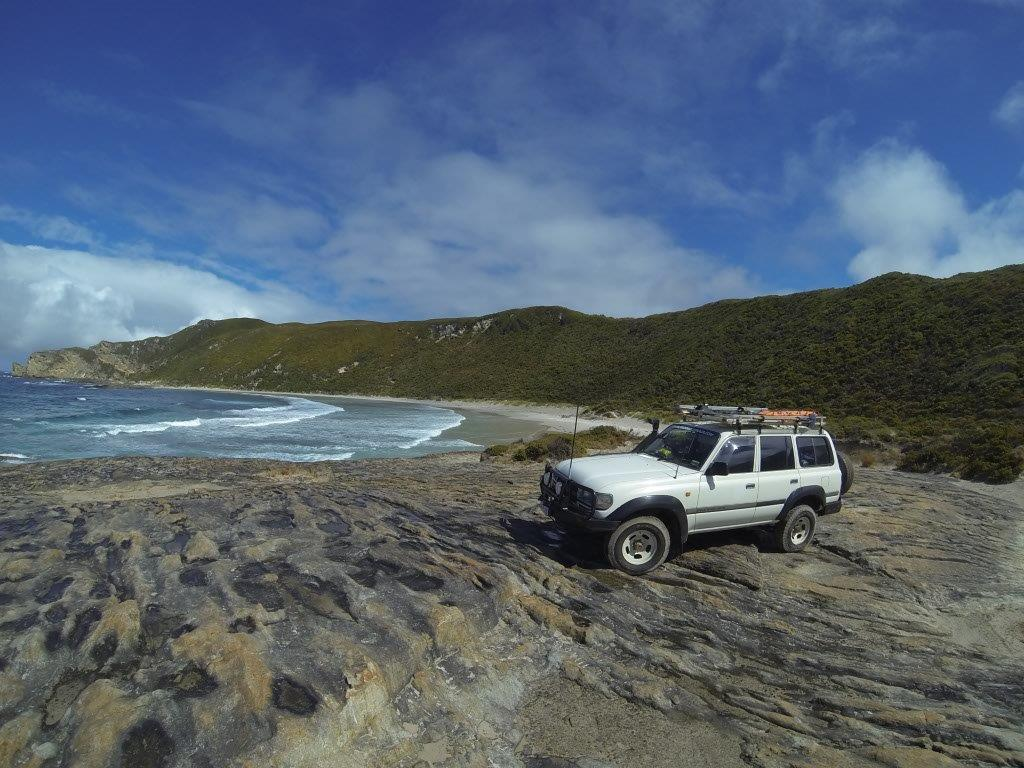 Peaceful Bay Coastline