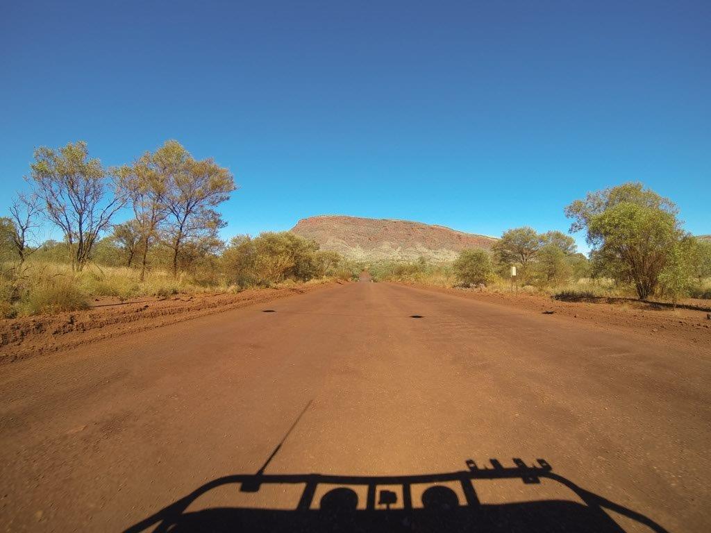 Pilbara Gravel Roads