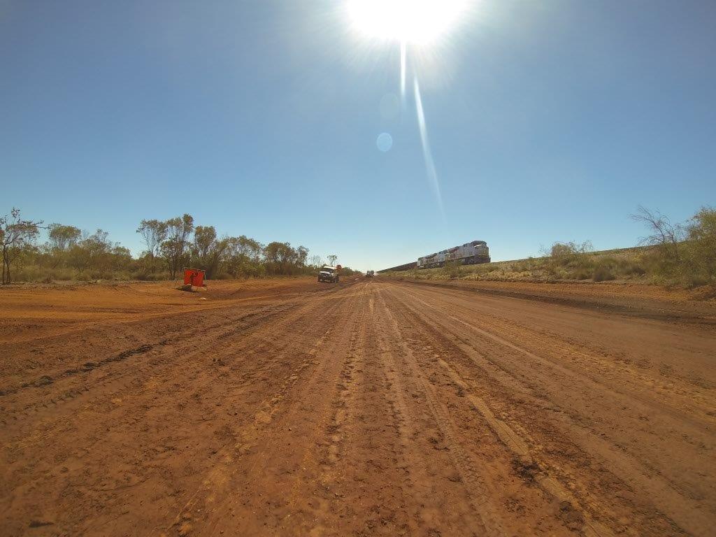 Pilbara Trains