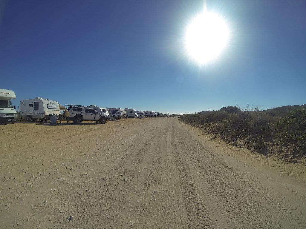 Quobba Shire Campsite