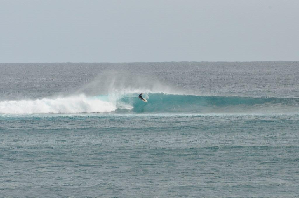 Red Bluff Surfing