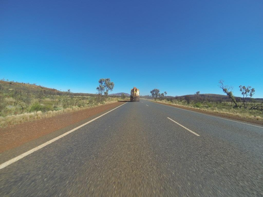 Road Trains up North