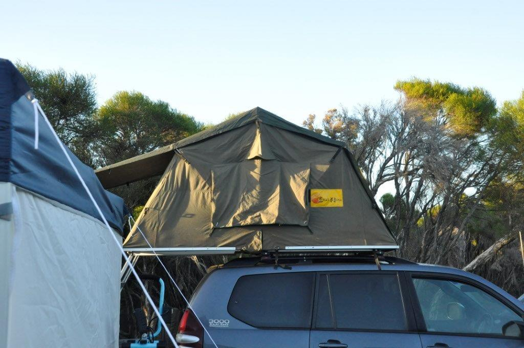 Rooftop Tents Are a Great Idea