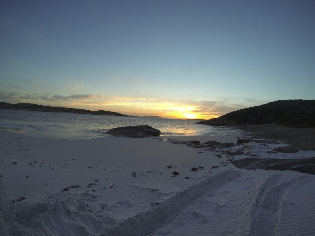 Sunset in Esperance