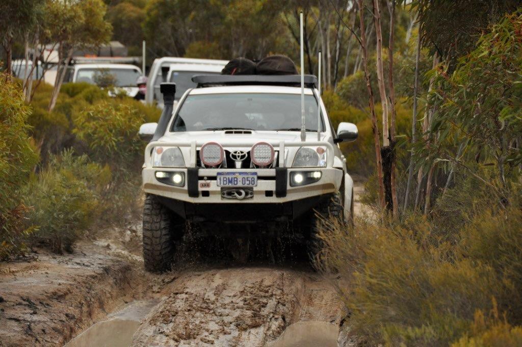 Toyota Prado Off Road