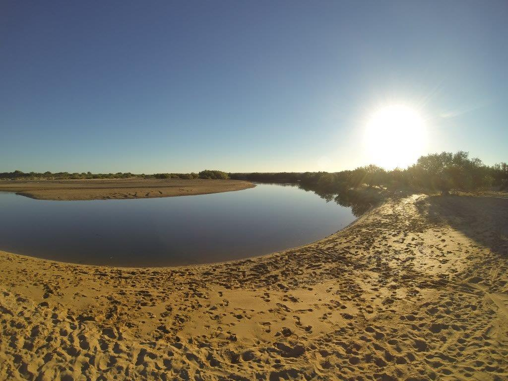 Wapet Creek Exmouth