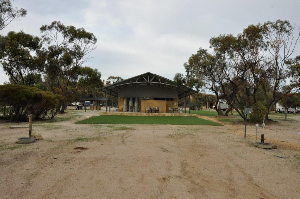 Wave Rock Caravan Park Facilities