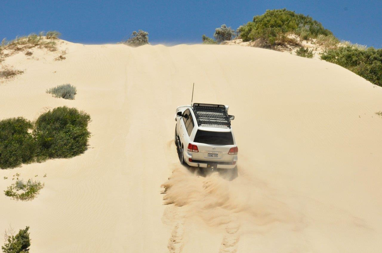 200 Series in the Dunes