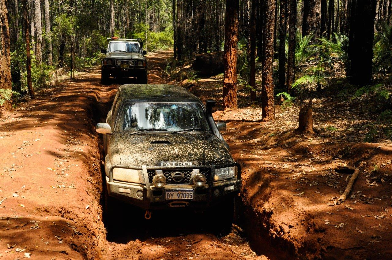 4wd Tracks Around Perth