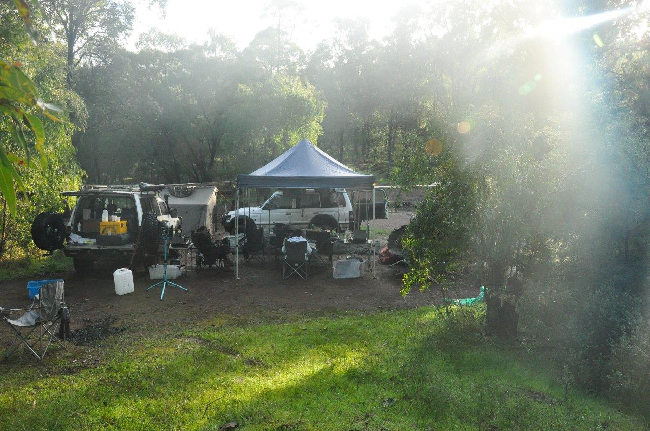 Camp Sites at Brunswick