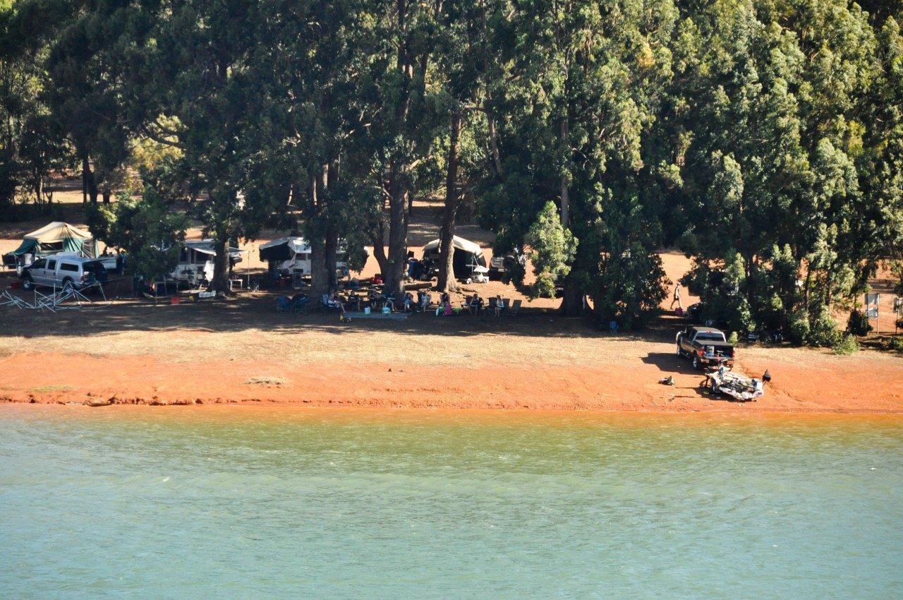 Camping at Waroona
