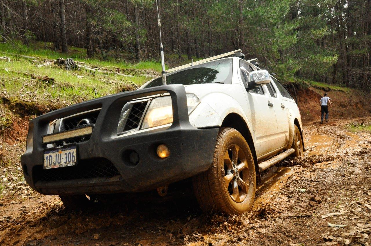 D40 Navara Off Road