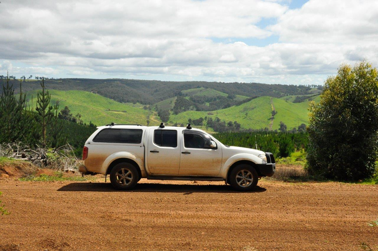 Exploring 4wd Tracks Around Nannup