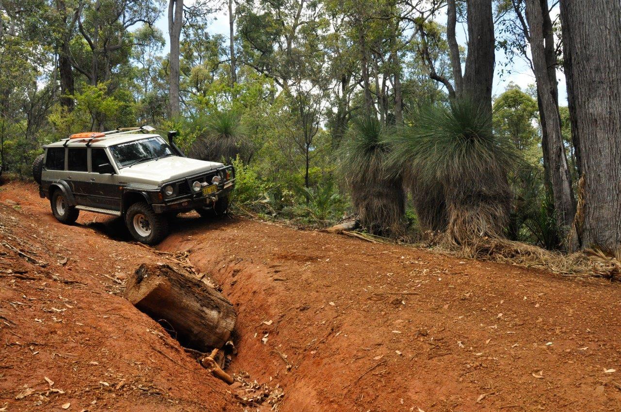 Exploring Waroona 4wd Tracks
