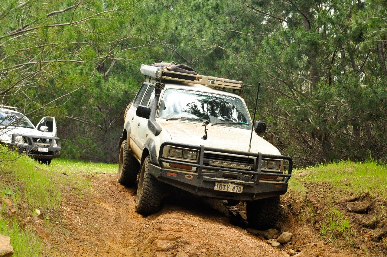 Exploring More 4wd Tracks