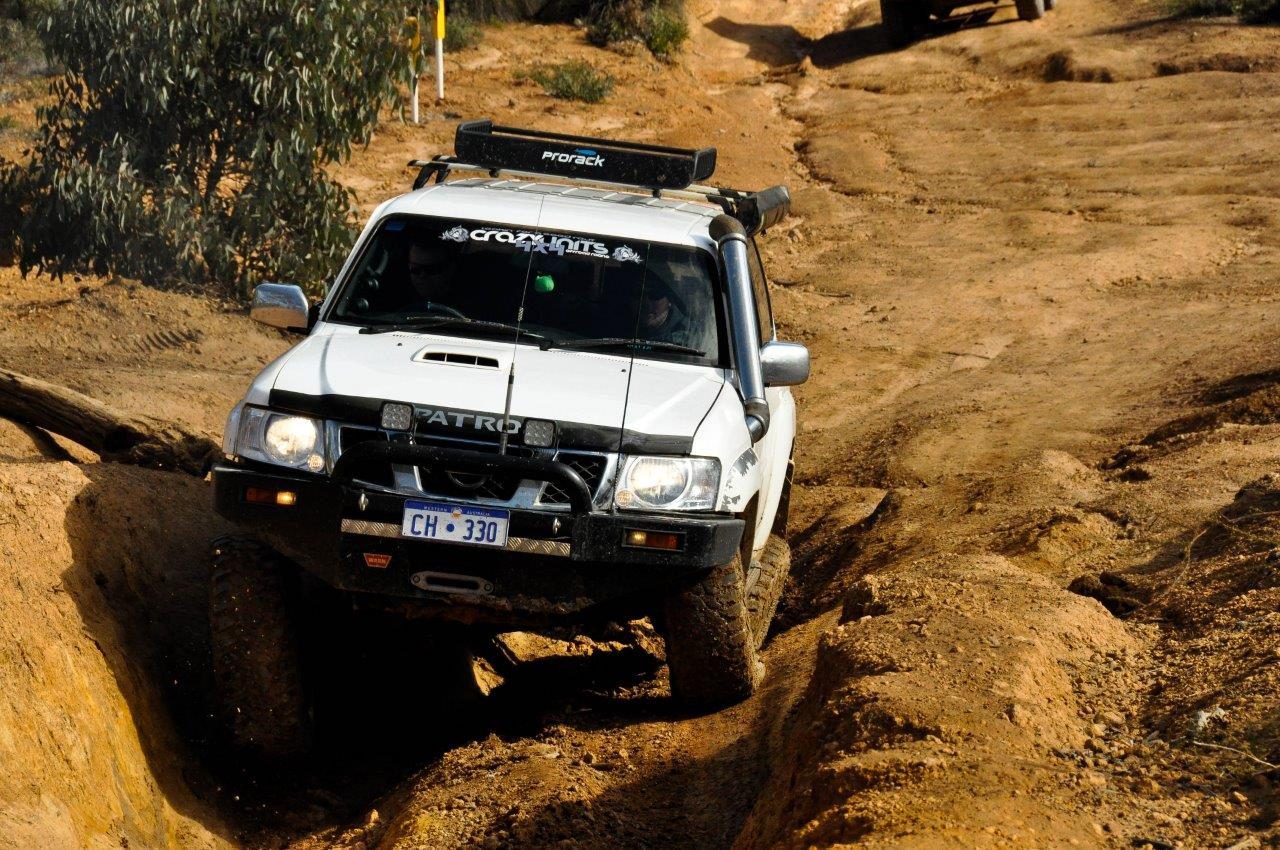 Flexing the Patrol at Mundaring