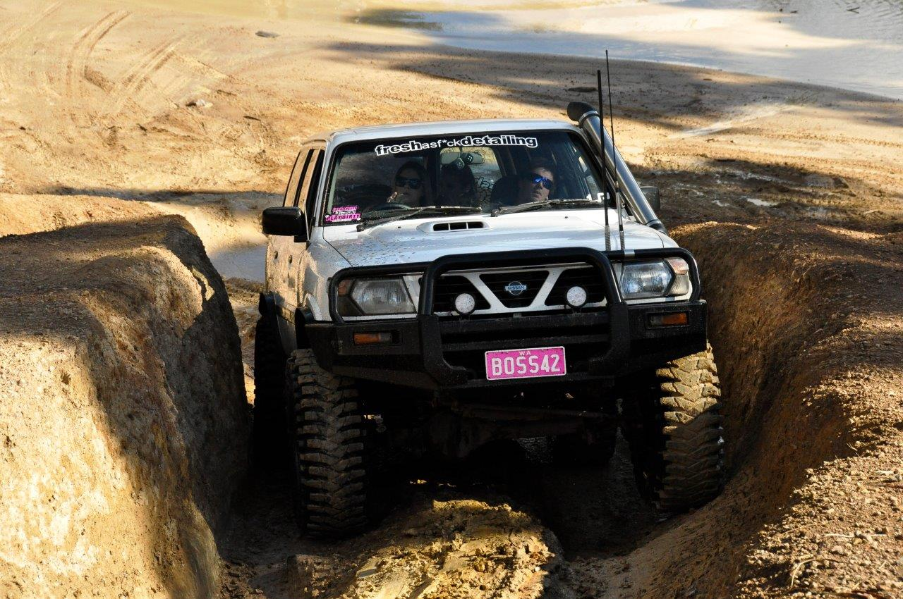 Giant 4WD