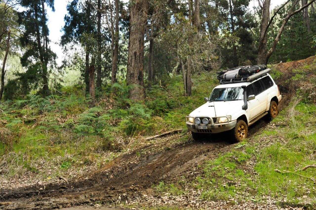 Great 4wd Tracks Down South