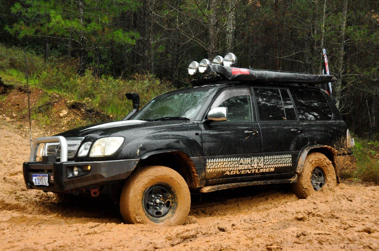 Harvey Mud 4wd