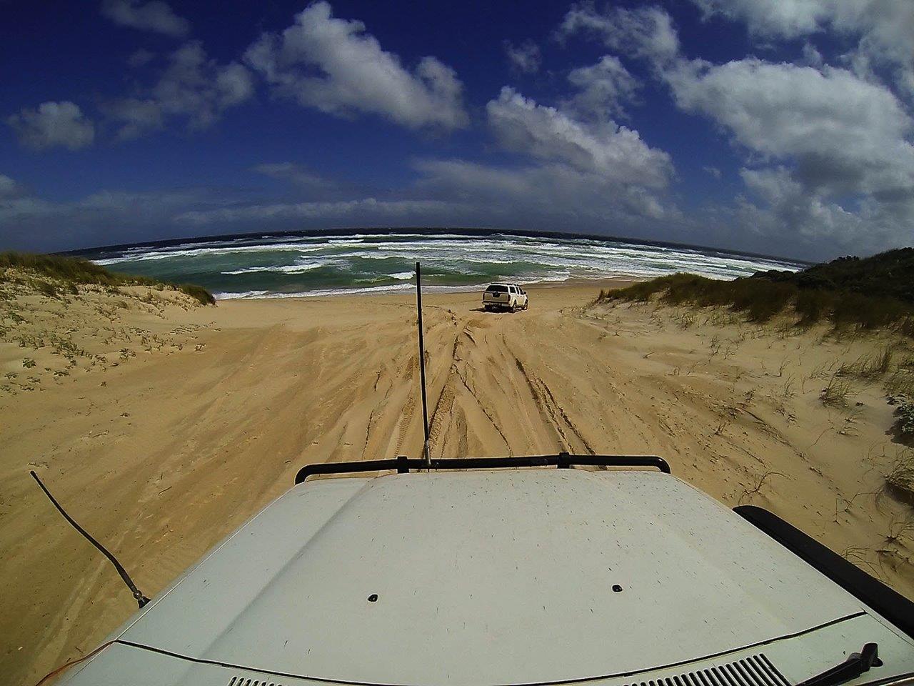 Jasper Beach, Milyeannup