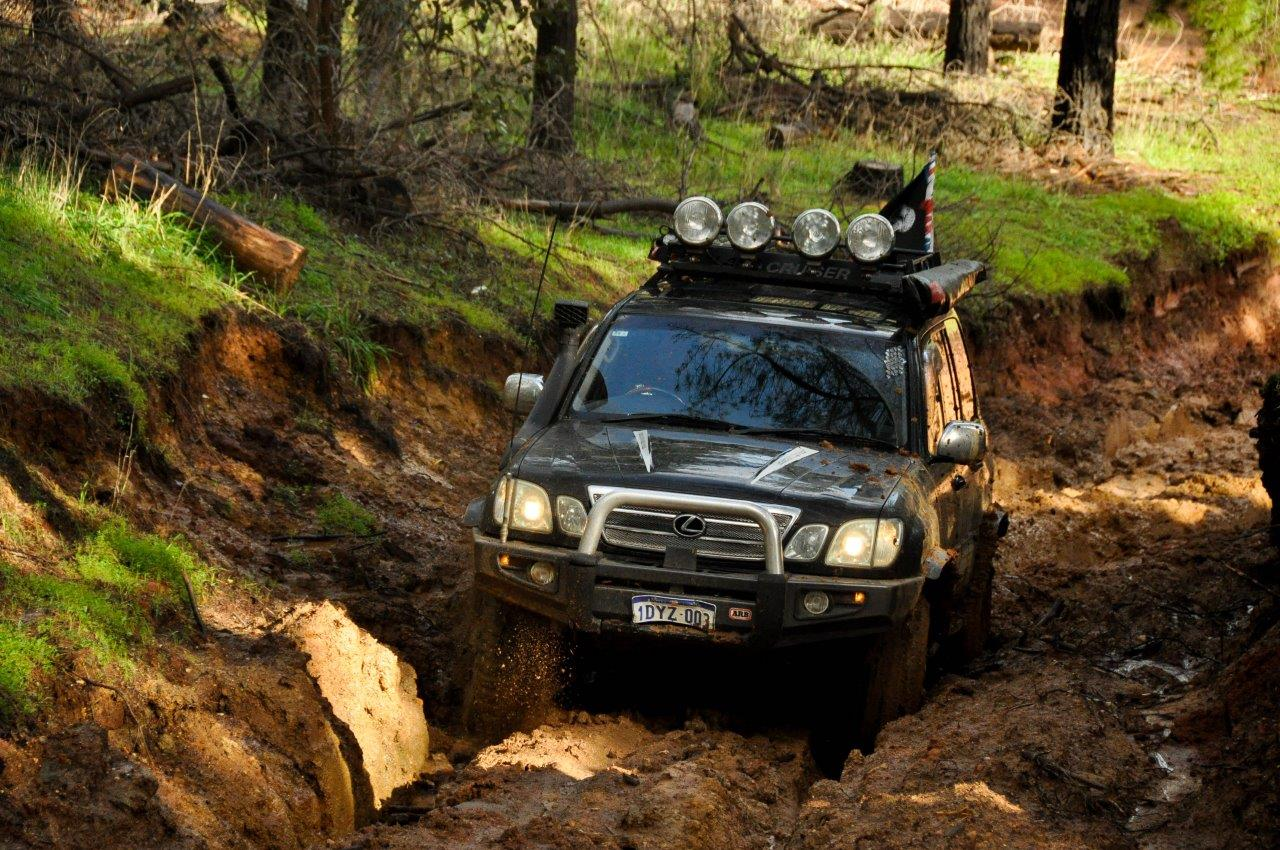 Lexus Off Road