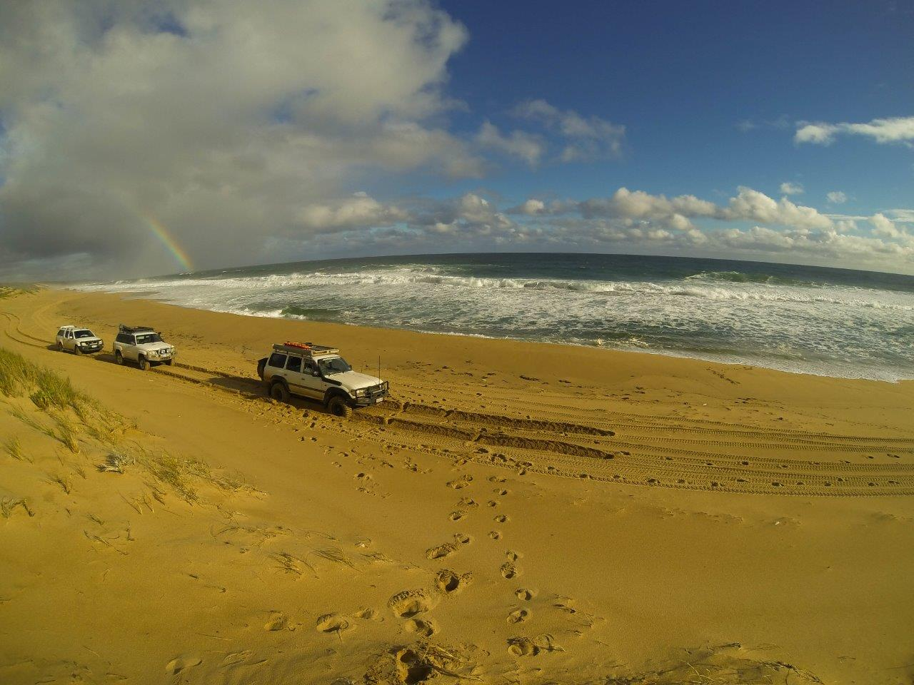 Milyeannup Beach Driving
