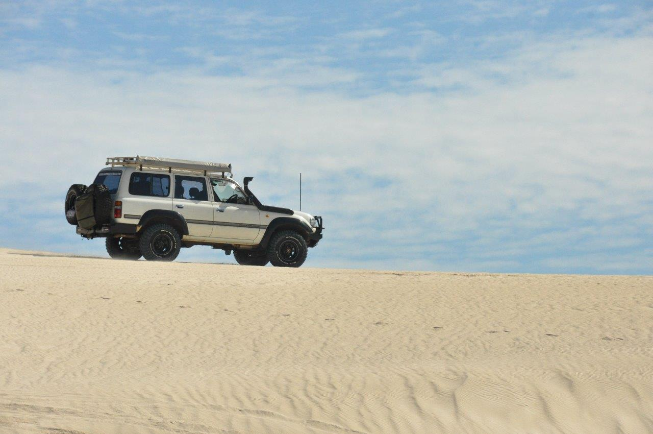Our 80 Series in Lancelin